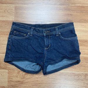 Patagonia Mid Rise Jean Shorts
